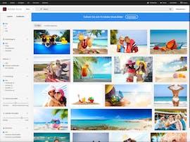 Filter sollen die Suche vereinfachen. (Screenshot: Adobe Stock)