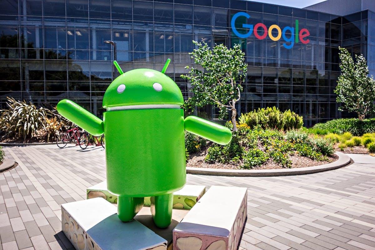 Alphabet: Google-Mutter präsentiert glänzende Zahlen
