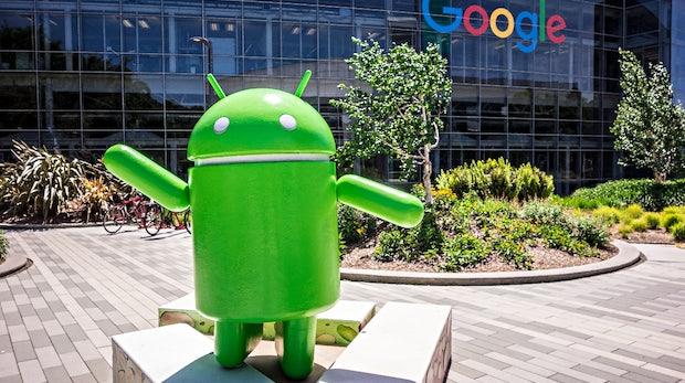 Google-Mutter Alphabet: Viel Wachstum, aber EU-Strafe lässt Gewinn abstürzen