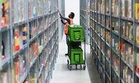 Mehr als Brezn und Weißbier: Amazon Fresh startet in München