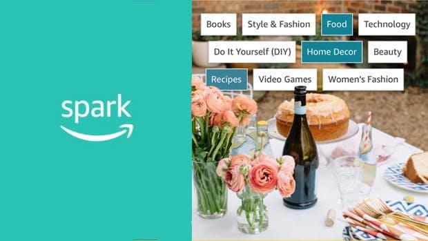 Spark: Amazons Instagram-Konkurrent macht dicht