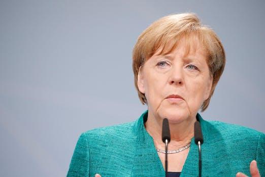 Merkel sieht schwarz: Die Autoindustrie wird in ihrer heutigen Form nicht überleben