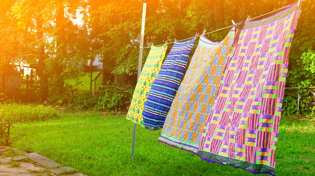 Frisch und Luft: Skurriles Berliner Bio-Startup trocknet deine Wäsche an frischer Landluft