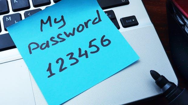 Passwörter: Warum ji32k7au4a83 ein unsicheres Passwort ist