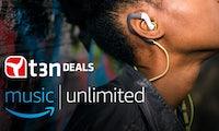 t3n-Deal des Tages: 4 Monate Amazon Music Unlimited für 0,99 €