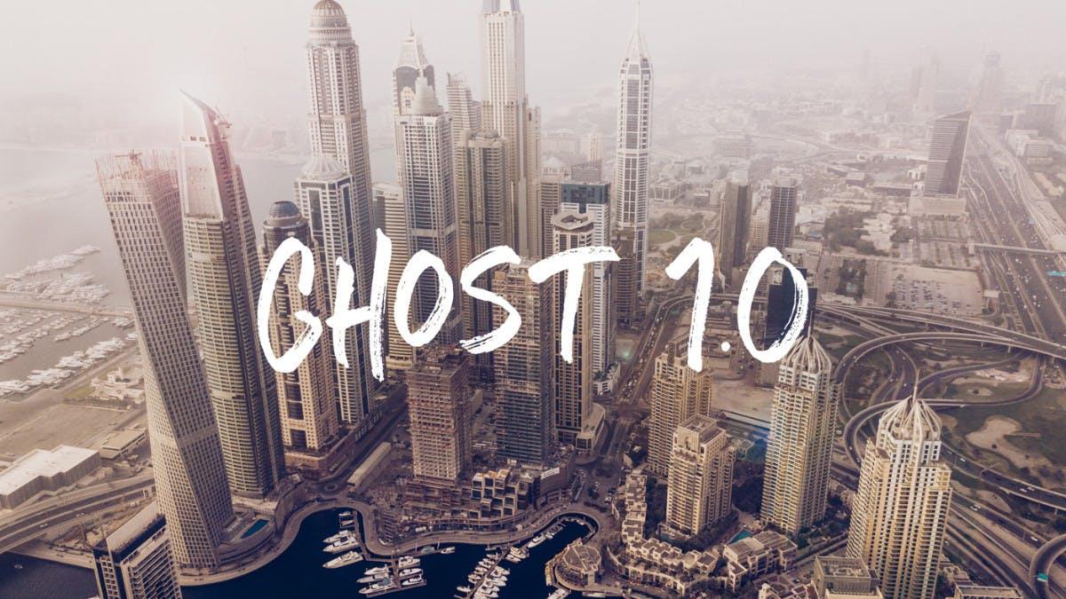 Ghost 1.0 ist da – das bringt die neue Version der Blogging-Software
