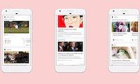 Google macht einen auf Facebook: Such-App für Android und iOS bekommt neuen Newsfeed