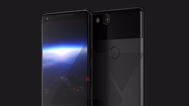 Google Pixel 2 XL geleakt: Viel Display, wenig Rahmen