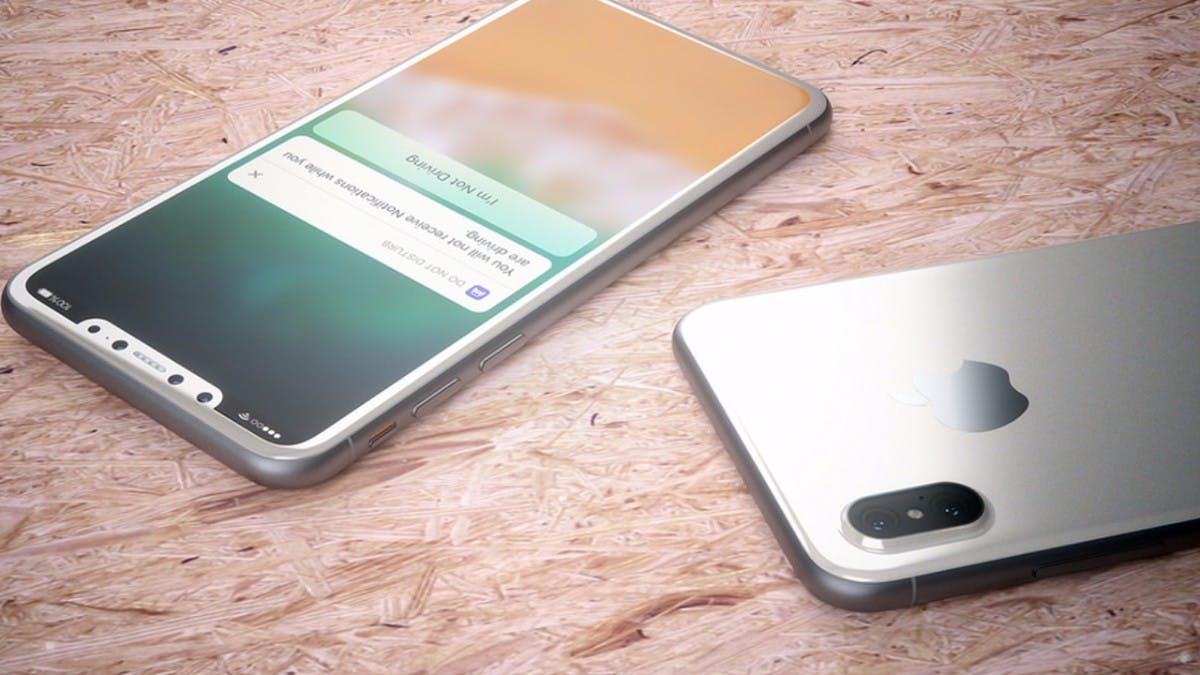 Apple im Panikmodus: iPhone 8 könnte nicht rechtzeitig fertig werden