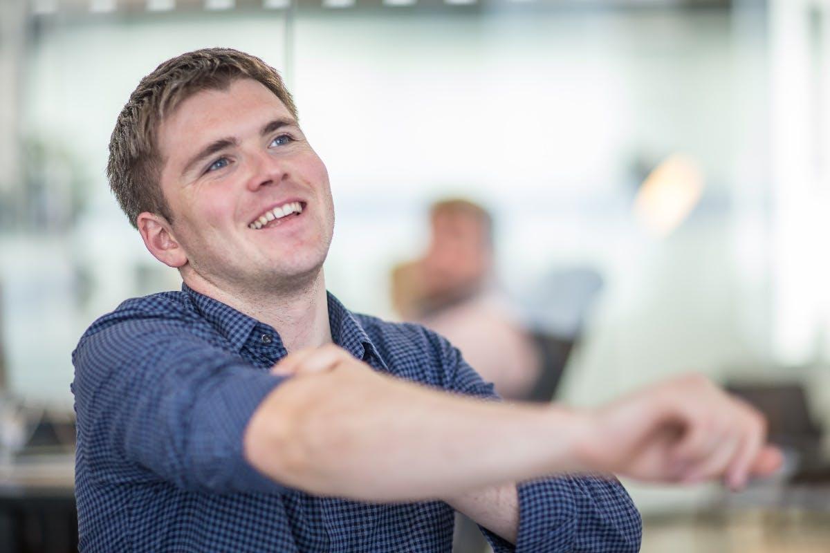 Der jüngste Milliardär der Welt baut das Windows für Gründer