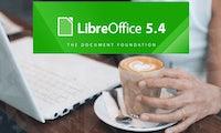 Libreoffice 5.4 ist da: Dateien sind jetzt bis zu 90 Prozent kleiner als bei Microsoft
