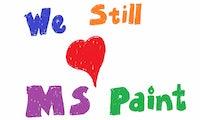 MS Paint lebt weiter – allerdings nur im Windows-Store