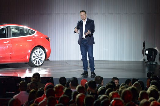 Nur bis zu 1.000 Model 3 pro Woche: Tesla verpasst Ziel erneut deutlich