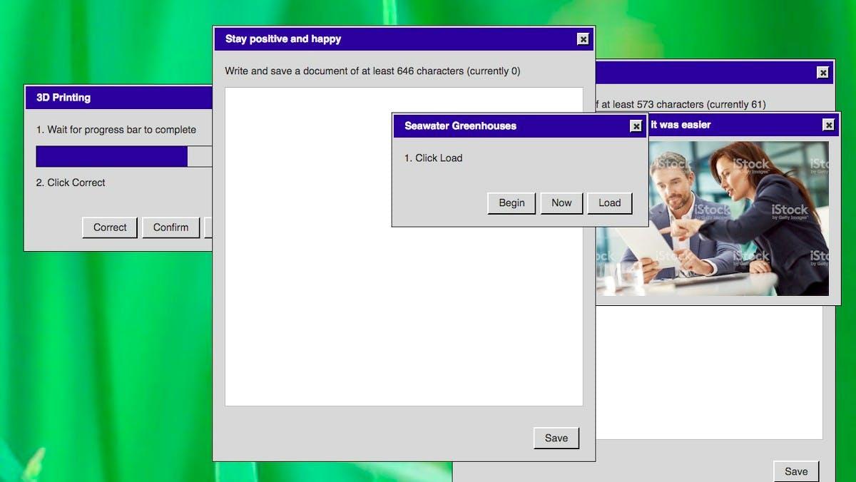 Das ist der ultimative Simulator für nervige Bildschirmarbeit