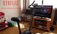 Wer nicht trainiert, darf kein Netflix schauen: Das ultimative Fitness-Gadget für Serien-Junkies