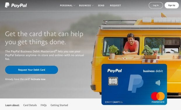 Paypal Guthaben Karte.Paypal Kooperation Mit Visa Ermöglicht Ein Riesenschritt In Die