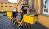 Deutsche Post kooperiert mit web.de und GMX bei der Ankündigung von Briefen