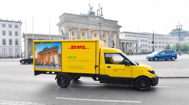 Die Deutsche Post testet Lebensmittellieferungen in ländliche Gebiete