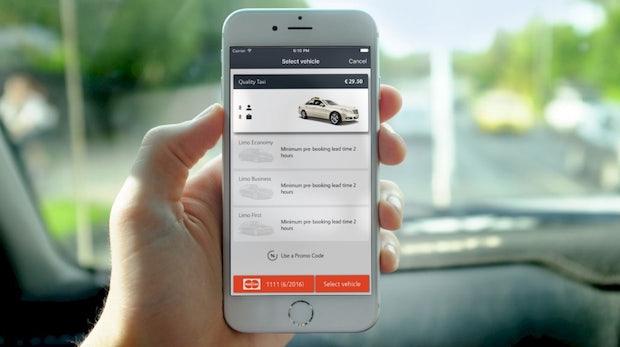 Exklusiv: Deutsche Bahn steckt Millionen in Berliner Taxi-Startup