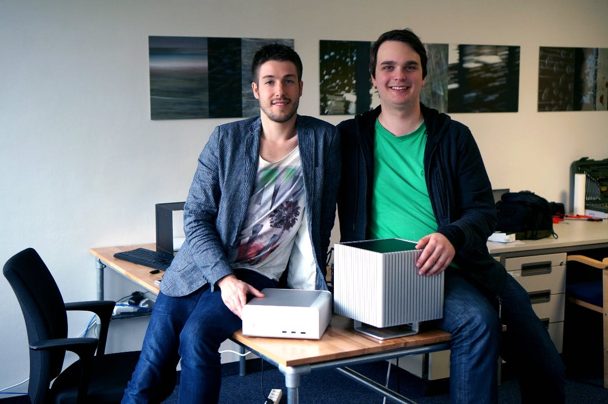 Diese Gründer wollen das Erbe von Protonet antreten