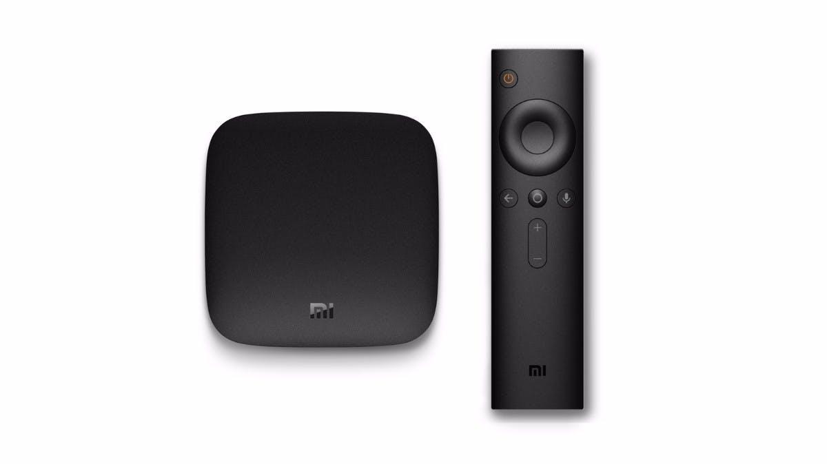 Die Mi Box ist eine Android-TV-Set-Top-Vox. (Bild: Xiaomi)