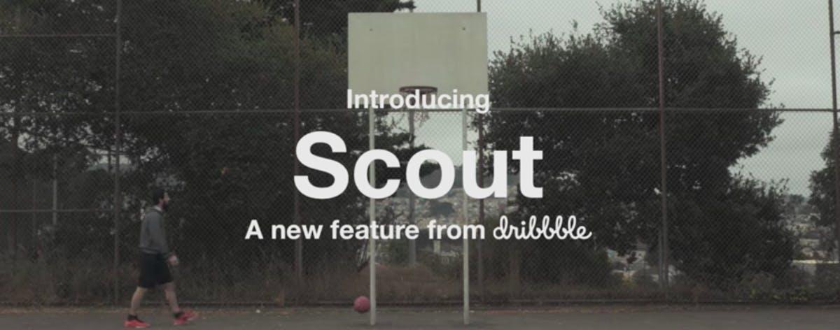 Scout: Dribbble startet Jobplattform für Designer