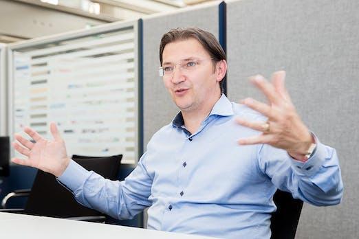 Der Digitalchef von VW prophezeit das Ende des Carsharings