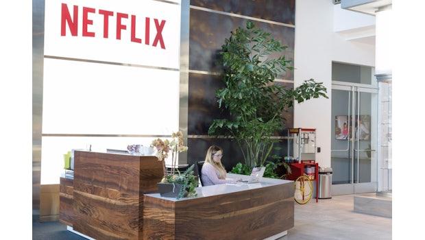 Die Netflix-Zentrale in Los Gatos. (Foto: Netflix)