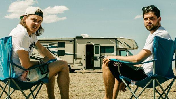 Warum ein deutscher Gründer mit dem Camper quer durch die USA reiste