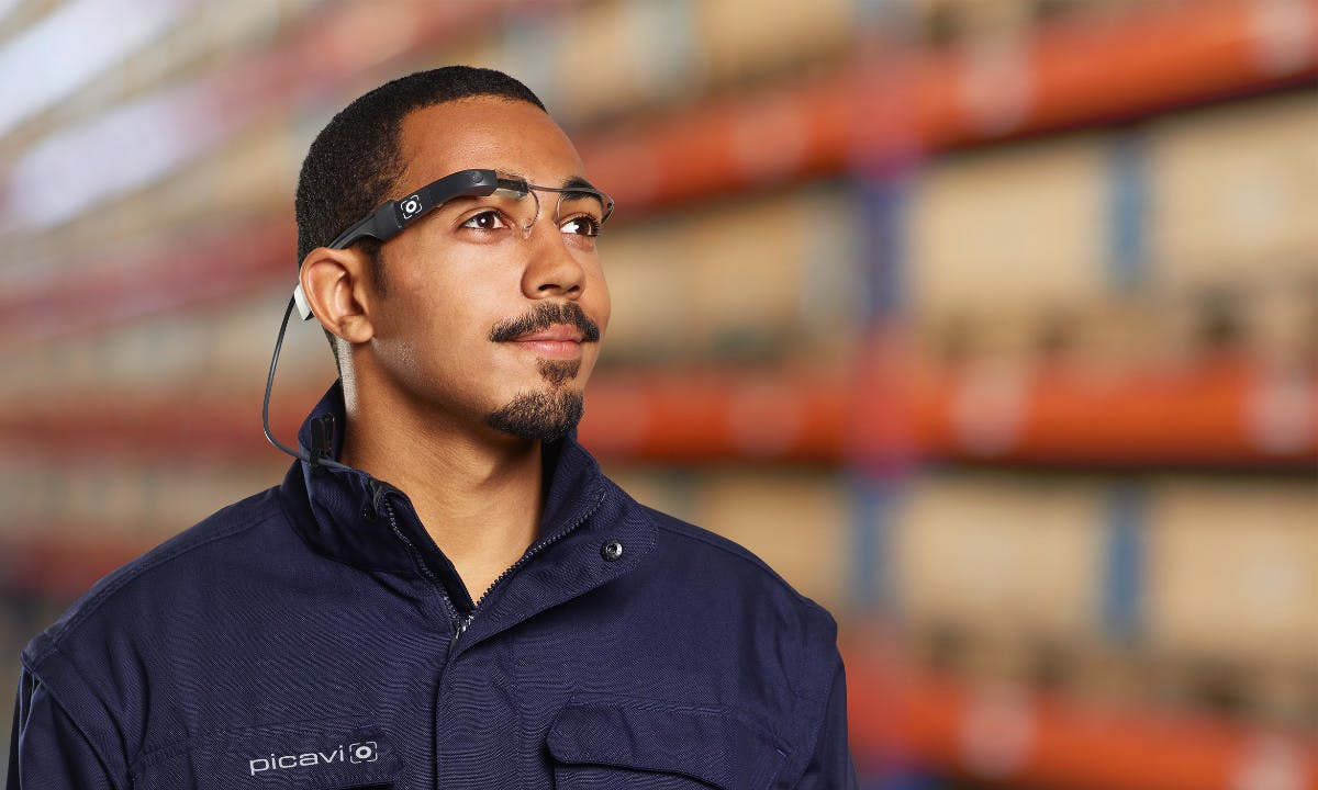 Wie ihr mit Google Glass die Retouren-Rücknahme optimiert