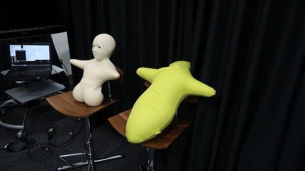 """""""Ohne Technologie sind wir wie Affen"""": Zu Besuch bei Roboter-Star Hiroshi Ishiguro"""
