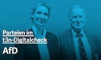 Wahlprogramm im Digitalcheck: Was will die AfD?