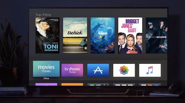 Neue Apple-TV-App soll im April kommen