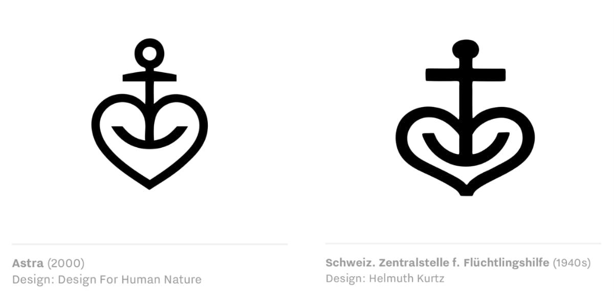 (Screenshot: medium.com/@fvo/your-logo-is-copied)