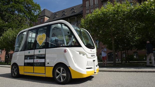 Berlin Ab 2018 Rollen Autonome Busse Durch Die Hauptstadt T3n