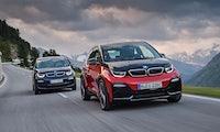 BMW i3 und i3s: Münchener Autokonzern zeigt seine neuen Stromer