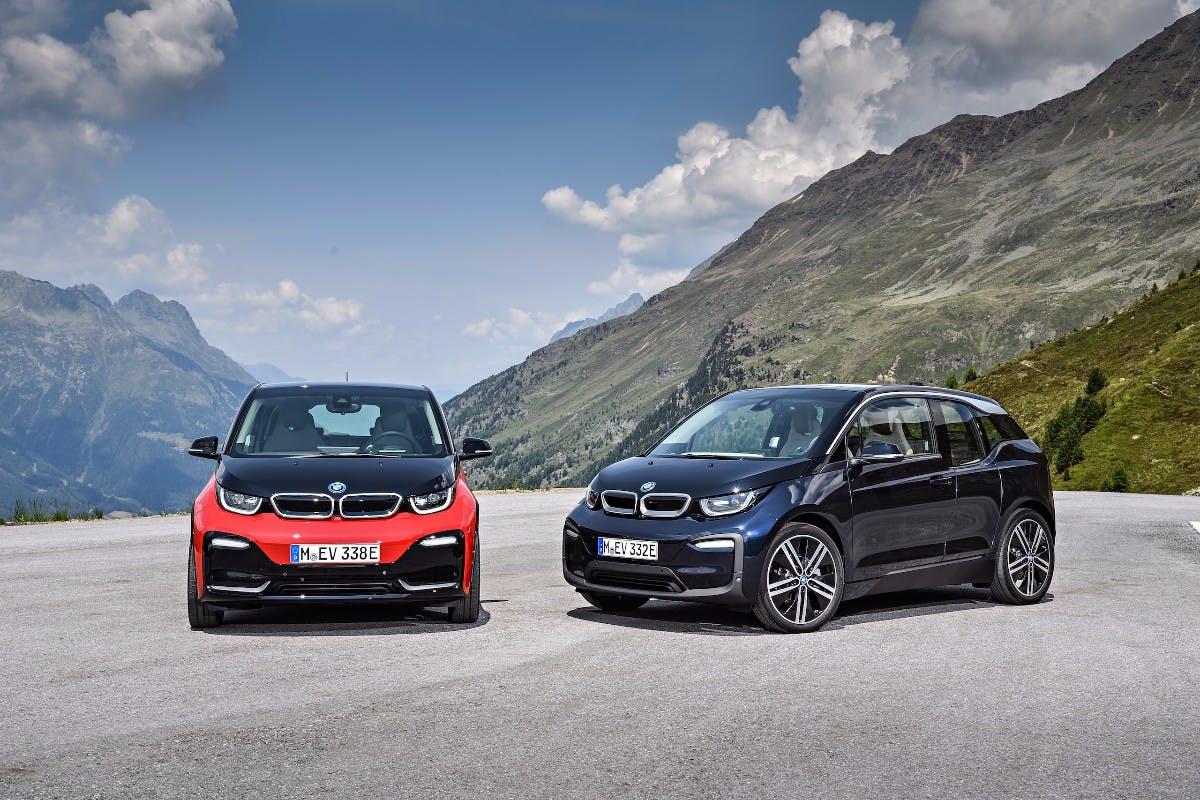 BMW i3 und i3s. (Foto: BMW)