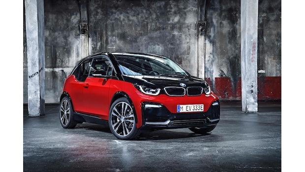 4.475 verkaufte Fahrzeuge: Der BMW i3 gehört zu den meistverkauften Elektroautos in Deutschland 2017. (Foto: BMW)