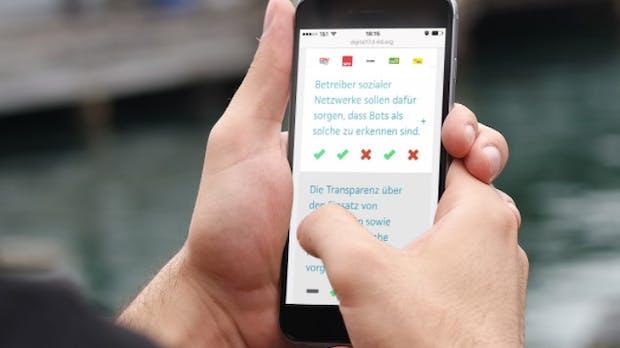 Bundestagswahl 2017: Parteien beantworten 41 Thesen zur künftigen Digitalpolitik