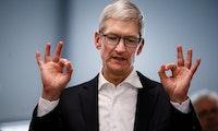 Apple-Chef Tim Cook ist im Club der Milliardäre angekommen