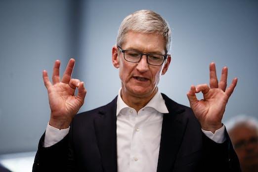 Tim Cook spricht sich gegen Verschmelzung von iOS und macOS aus