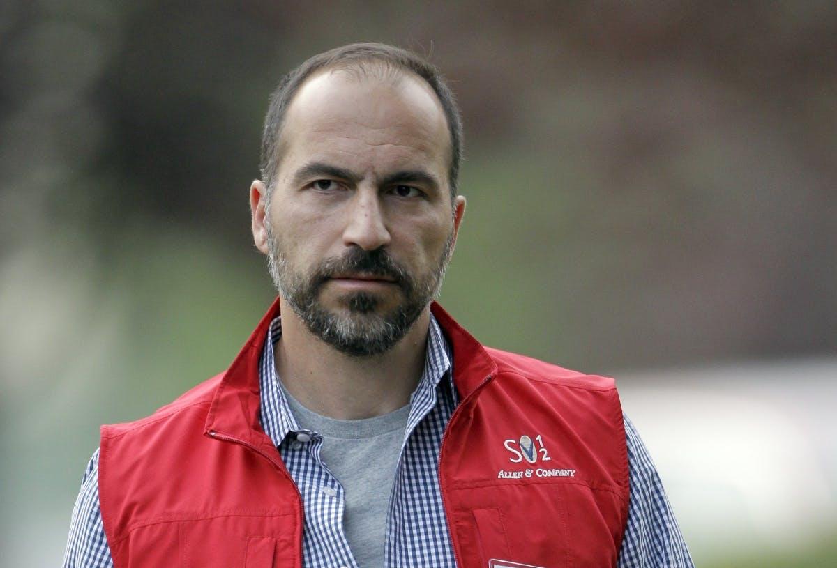 Nachfolger bei Hype-Startup gefunden: Expedia-Chef wird neuer Uber-CEO