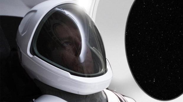 Elon Musk hat einen Raumanzug gebaut – so sieht er aus