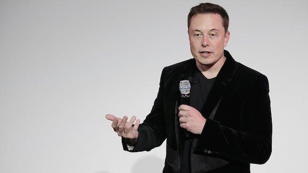 Nach dem Streit mit der US-Börsenaufsicht – darüber darf Elon Musk jetzt nicht mehr twittern