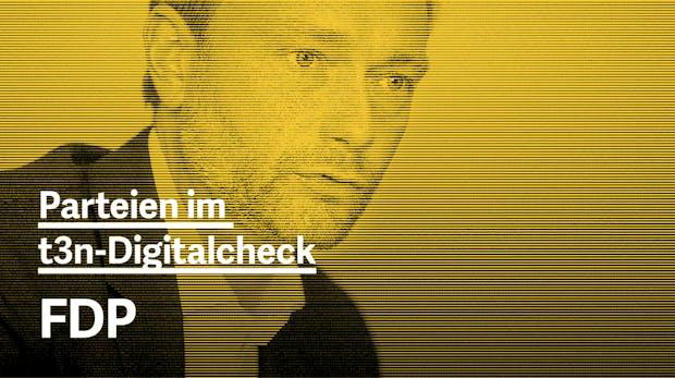 Wahlprogramm im Digitalcheck: Was will die FDP?