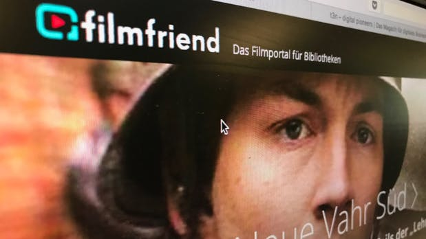 Die Berliner Bibliotheken haben ein Netflix für Studenten gebaut