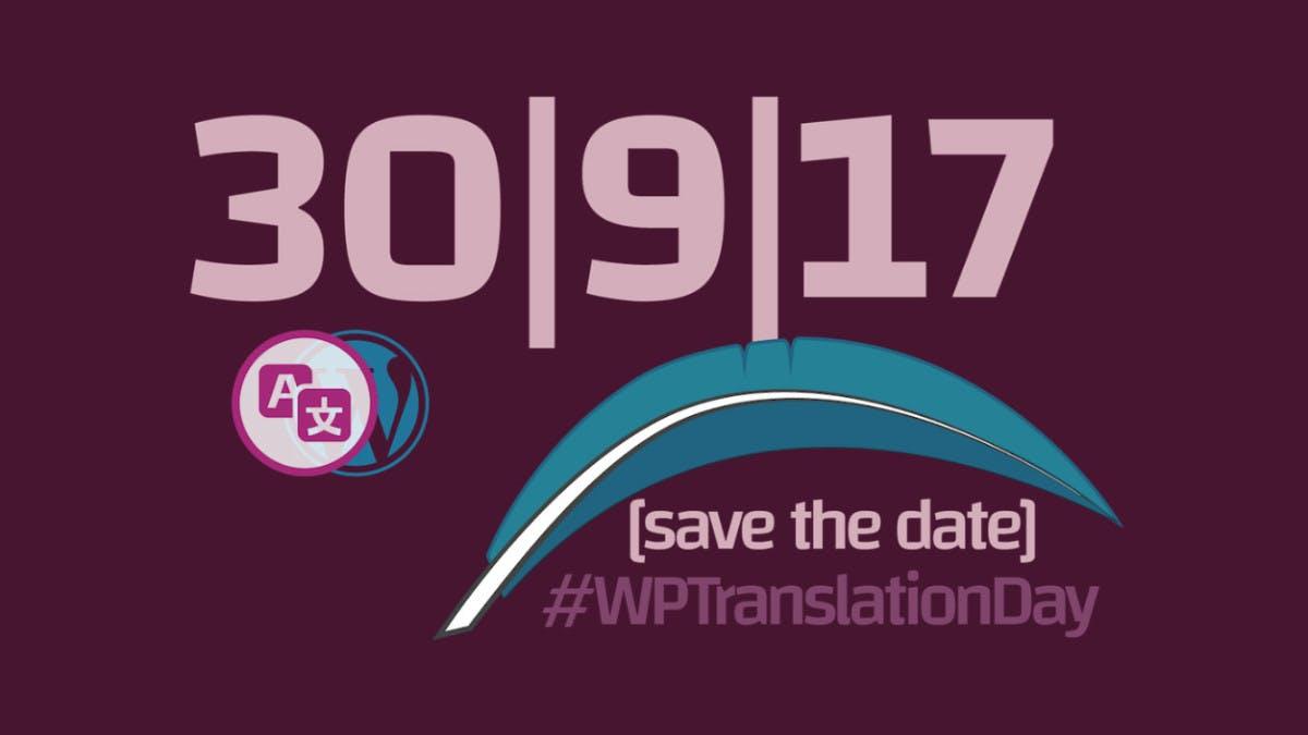 Mehr Übersetzungen für WordPress: 24-stündiger Translation-Day angekündigt
