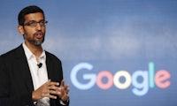 Google-Gründer treten ab – Google-CEO Sundar Pichai übernimmt auch Führung von Alphabet