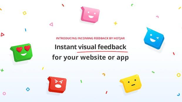 Kundenfeedback: Das wahrscheinlich einfachste Webanalyse-Tool kommt von Hotjar