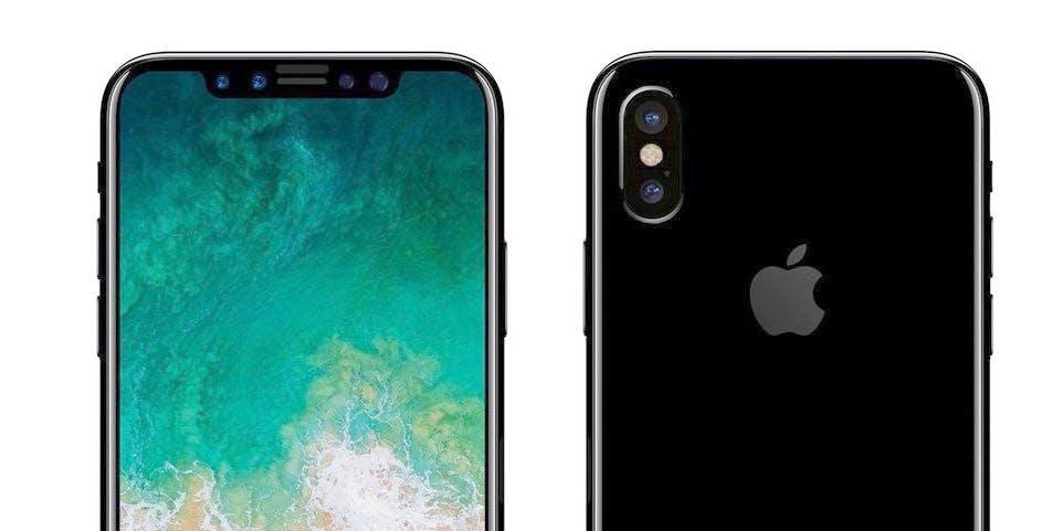 In iOS 11 versteckte Videos zeigen neue Bedienkonzepte für das iPhone 8
